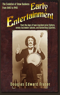 Early Entertainment book